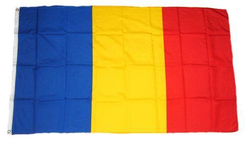 Flagge / Fahne Andorra Hissflagge 90 x 150 cm