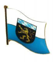 Flaggen Pin Oberbayern NEU Fahne Flagge Anstecknadel