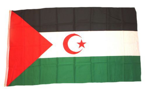 Flagge / Fahne West Sahara Hissflagge 90 x 150 cm