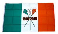 Fahne / Flagge Irland 100 Jahre Osteraufstand 90 x 150 cm