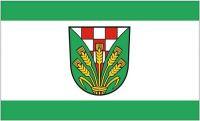 Fahne / Flagge Ahrensfelde 90 x 150 cm