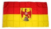 Fahne / Flagge Österreich - Burgenland 90 x 150 cm