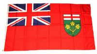 Flagge / Fahne Kanada - Ontario Hissflagge 90 x 150 cm