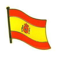 Flaggen Pin L/übeck Pins Anstecknadel Fahne Flagge FLAGGENMAE/®