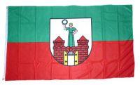 Flagge / Fahne Magdeburg Hissflagge 90 x 150 cm