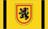 Fahne / Flagge Landkreis Meißen 90 x 150 cm
