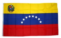 Flagge / Fahne Venezuela Hissflagge 90 x 150 cm