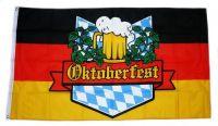 Fahne / Flagge Deutschland Oktoberfest 90 x 150 cm
