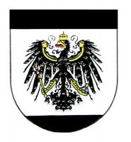 Pin Königreich Preußen Wappen Anstecker NEU Anstecknadel