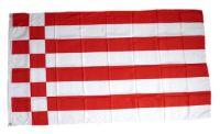 Flagge / Fahne Bremen Speckflagge Hissflagge 90 x 150 cm