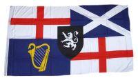 Fahne / Flagge Großbritannien Lord Protector Command 90 x 150 cm