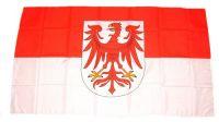 Fahne / Flagge Brandenburg 30 x 45 cm
