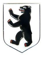 Pin Berlin Wappen Anstecker NEU Anstecknadel