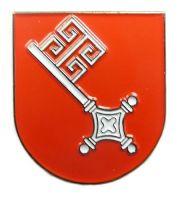 Pin Bremen Wappen Anstecker NEU Anstecknadel