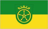 Fahne / Flagge Dissen am Teutoburger Wald 90 x 150 cm