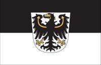 Fahnen Aufkleber Sticker Ostpreußen