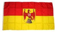 Flagge Fahne Österreich - Burgenland 90 x 150 cm