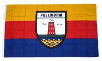Flagge / Fahne Pellworm Hissflagge 90 x 150 cm