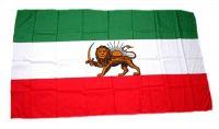 Fahne / Flagge Iran Royal Löwe 30 x 45 cm