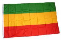 Flagge / Fahne Äthiopien ohne Wappen Hissflagge 90 x 150 cm