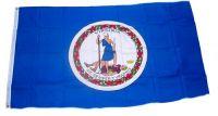 Fahne / Flagge USA - Virginia 90 x 150 cm