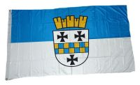Fahne / Flagge Bad Kreuznach 90 x 150 cm