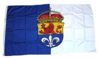 Flagge / Fahne Darmstadt Hissflagge 90 x 150 cm