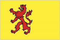 Fahnen Aufkleber Sticker Niederlande - Südholland