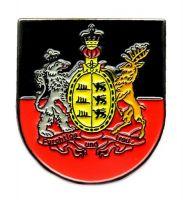 Pin Württemberg Fruchtlos & Treu Wappen Anstecker NEU Anstecknadel