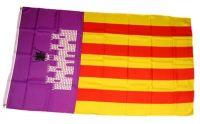 Fahne / Flagge Spanien - Mallorca 90 x 150 cm