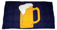 Fahne / Flagge Bier Bierkrug 30 x 45 cm