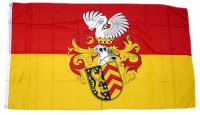 Fahne / Flagge Hanau 90 x 150 cm