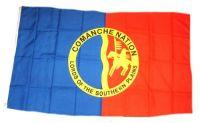 Fahne / Flagge Indianer - Comanche 90 x 150 cm