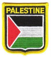 Wappen Aufnäher Fahne Palästina