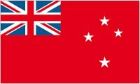 Fahne / Flagge Neuseeland Red Ensign NEU 90 x 150 cm