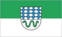 Fahne / Flagge Oftersheim 90 x 150 cm