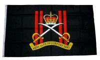 Fahne / Flagge Großbritannien Army Physical Training Corps 90 x 150 cm