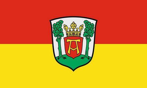Fahne Hilter am Teutoburger Wald 90 x 150 cm Flaggen