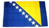 Flagge / Fahne Bosnien Herzegowina Hissflagge 90 x 150 cm