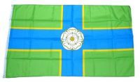 Fahne / Flagge England - North Riding of Yorkshire 90 x 150 cm