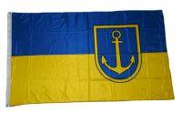 Fahne / Flagge Ibbenbüren 90 x 150 cm