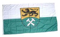 Fahne / Flagge Erzgebirgskreis 90 x 150 cm