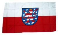 Flagge Fahne Thüringen 30 x 45 cm