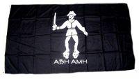 Fahne / Flagge Pirat Abh Amh 90 x 150 cm