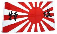 Fahne / Flagge Japan Kamikaze 60 x 90 cm