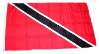 Fahne / Flagge Trinidad & Tobago 60 x 90 cm