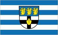 Fahne / Flagge Neuenkirchen Greifswald 90 x 150 cm