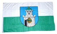 Fahne / Flagge Bad Belzig 90 x 150 cm