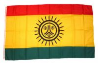 Fahne / Flagge Indianer - Taino 90 x 150 cm