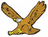 Aufnäher Patch Adler / Eagle